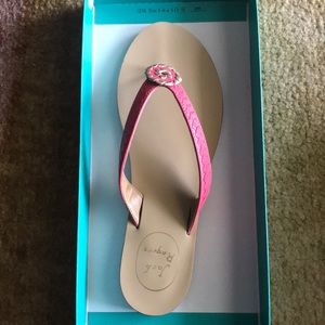 Jack Rogers Brand New pink Sandals.